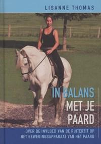 In balans met je paard   Lisanne Thomas  