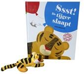 Ssst! De tijger slaapt + vingerpopje