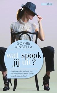 Wat spook jij uit?   Sophie Kinsella  
