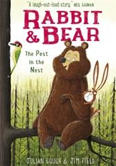 Rabbit & bear: the pest in the nest