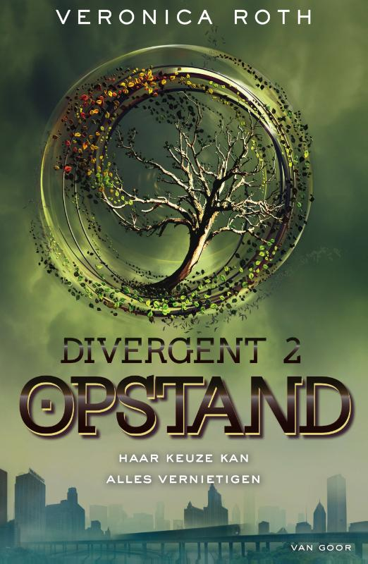 Divergent 2 - Opstand | Veronica Roth | 9789000314508