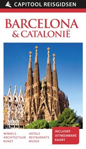 Capitool Barcelona & Catalonië + uitneembare kaart