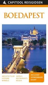 Capitool Boedapest + uitneembare kaart