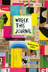 Wreck this journal- jubileumeditie | Keri Smith |