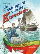 de Schippers van de Kameleon (stripboek gebonden)