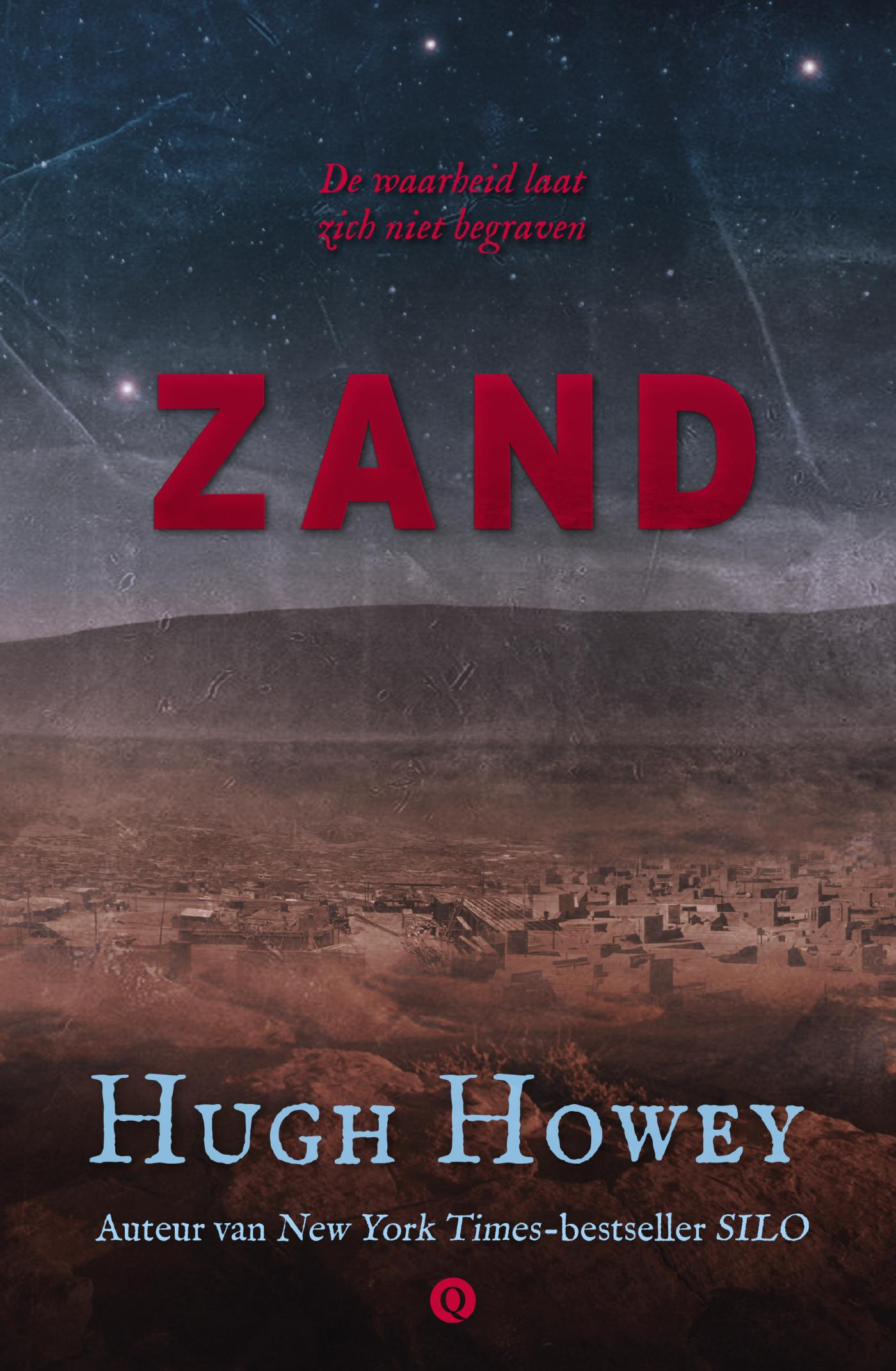 Zand | Hugh Howey | 9789021401355
