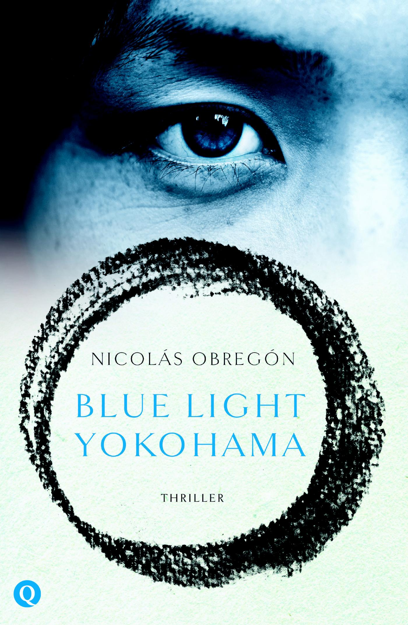 Blue light yokohama | Nicolás Obregón | 9789021403137