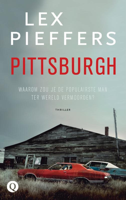 Pittsburgh | Lex Pieffers | 9789021457857
