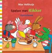 Spelen met Kikker - Puzzelboek