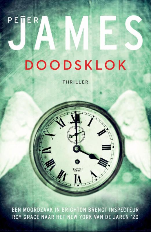 Doodsklok | Peter James | 9789026136412