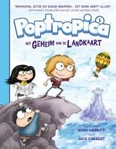 Poptropica 1 - Het geheim van de landkaart