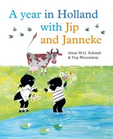 A year in Holland with Jip and Janneke | Annie M.G. Schmidt | 9789045120584