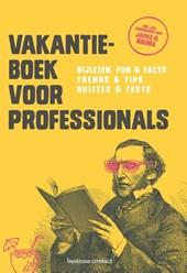 Vakantieboek voor professionals