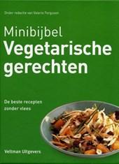 Minibijbel Vegetarische gerechten