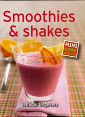 Mini kookboekje Smoothies en shakes