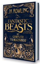 Fantastic Beasts and Where to Find Them – het complete filmscenario (pap)