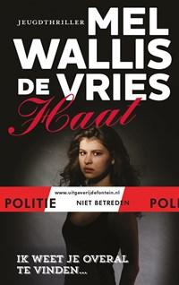 Haat | Mel Wallis de Vries |