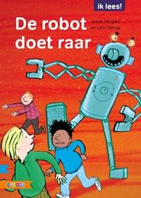 De robot doet raar | Jozua Douglas |