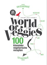 World of veggies | Mirjam Leslie-Pringle & Lars Hamer | 9789048839414