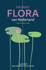 Heukels' Flora van Nederland   Leni Duistermaat   9789001589561