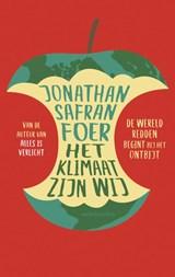 Het klimaat zijn wij   Jonathan Safran Foer   9789026344770