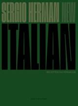 New Italian   Sergio Herman   9789038809878