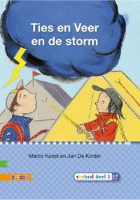 Ties en Veer en de storm AVI E3 | Marco Kunst |