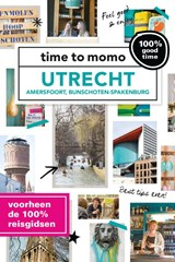 time to momo Utrecht | Jette Pellemans | 9789057677762