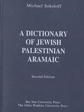 A dictionary of Jewish Pale...
