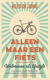 Alleen maar een fiets