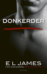 Donkerder | E L James | 9789044636574