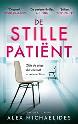 De stille patiënt | Alex Michaelides | 9789403152301