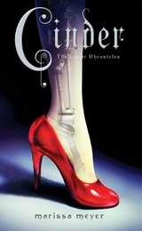 The Lunar Chronicles #1. Cinder | Marissa Meyer | 9789020678956