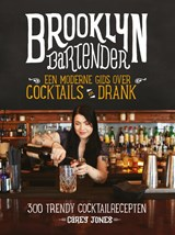 Brooklyn Bartender | Carey Jones | 9789059567085