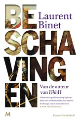 Beschavingen | Laurent Binet | 9789029093866
