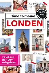 time to momo Londen | Kim Snijders | 9789057677649