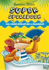 Super speelboek | Geronimo Stilton | 9789085924838