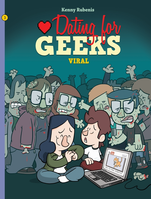 Dating for geeks 03. viral | Rubenis Kenny | 9789462801264