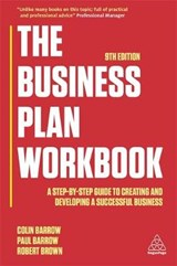 The Business Plan Workbook | Colin Barrow |