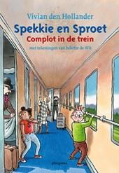 Spekkie en Sproet: Complot in de trein