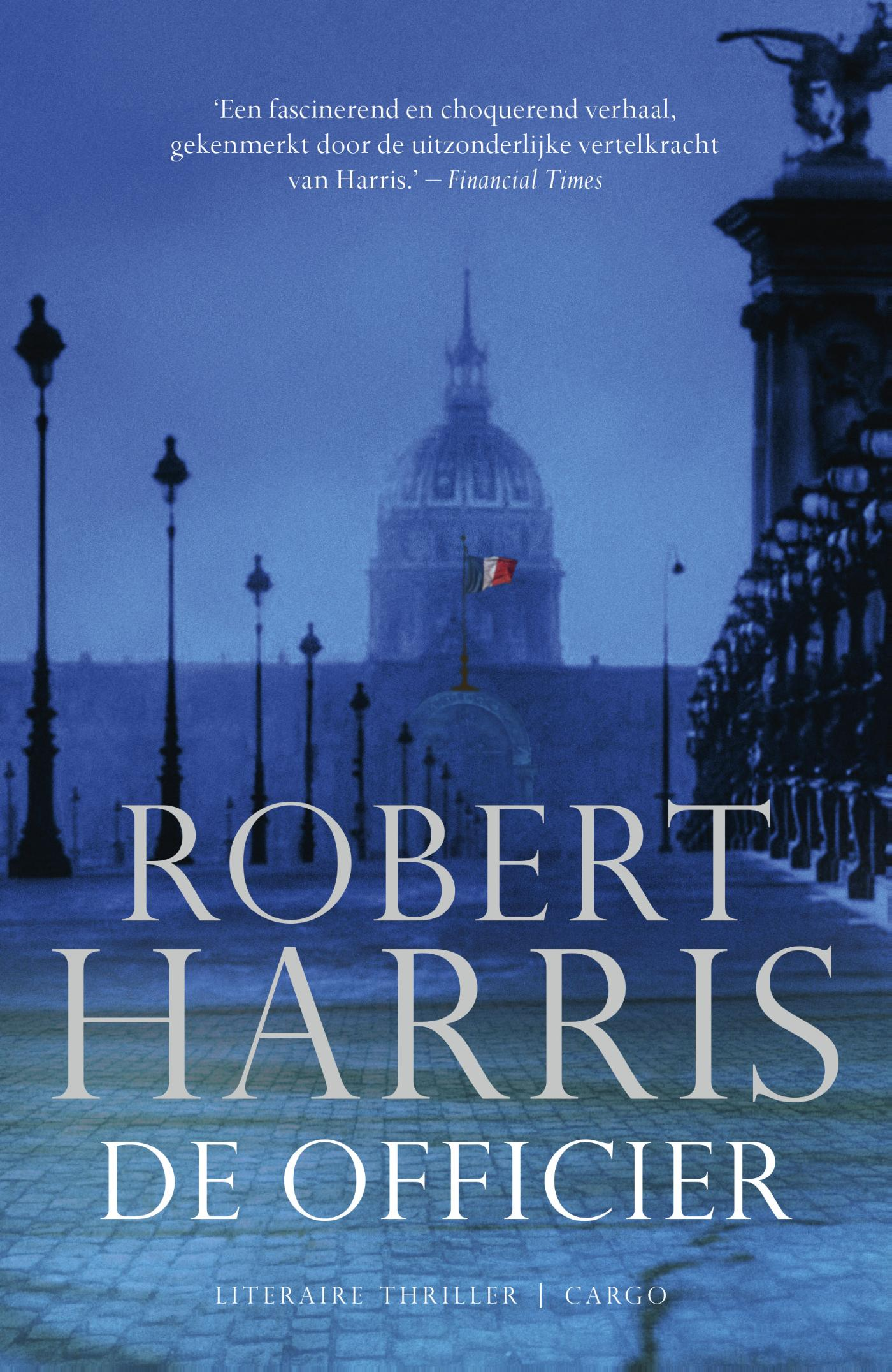 De officier | Robert Harris | 9789023488576