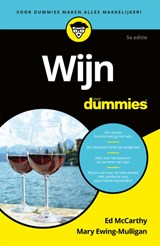 Wijn voor Dummies, pocketeditie | Ed McCarthy ; Mary Ewing-Mulligan | 9789045353593
