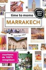 time to momo Marrakech | Astrid Emmers | 9789057677670