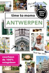 Time to momo Antwerpen | Marie Monsieur | 9789057678257