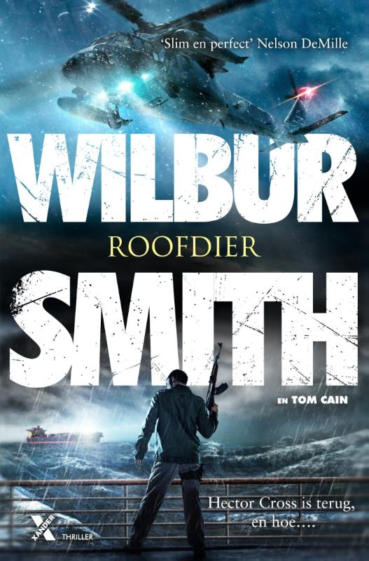 Roofdier | Wilbur Smith ; Tom Cain | 9789401605861