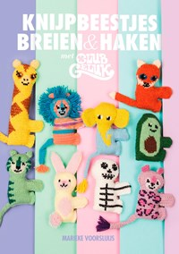 Knijpbeestjes breien & haken met Club Geluk | Marieke Voorsluijs |