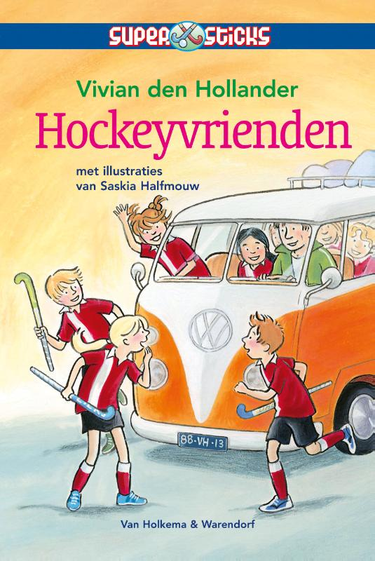 Supersticks Hockeyvrienden | Vivian den Hollander | 9789000321353