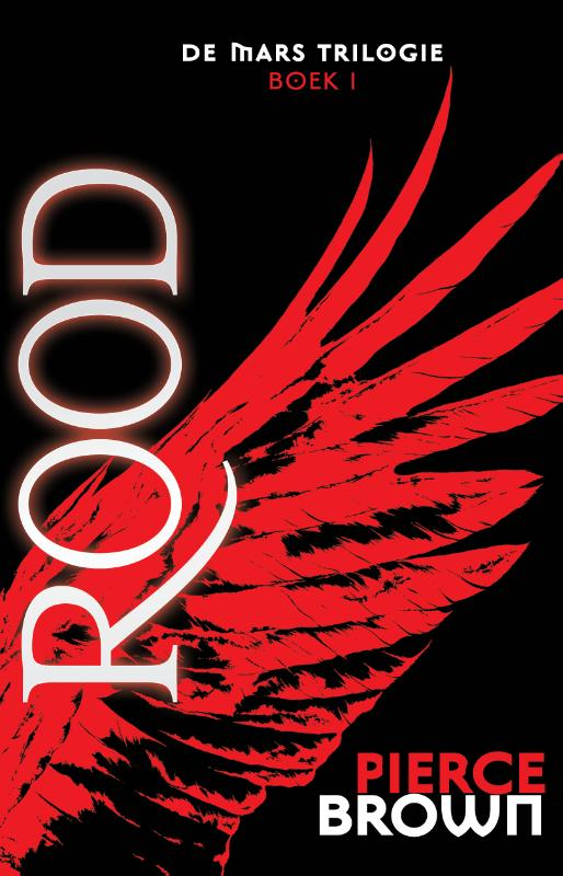 De Mars Trilogie 1 - Rood | Pierce Brown | 9789024570966