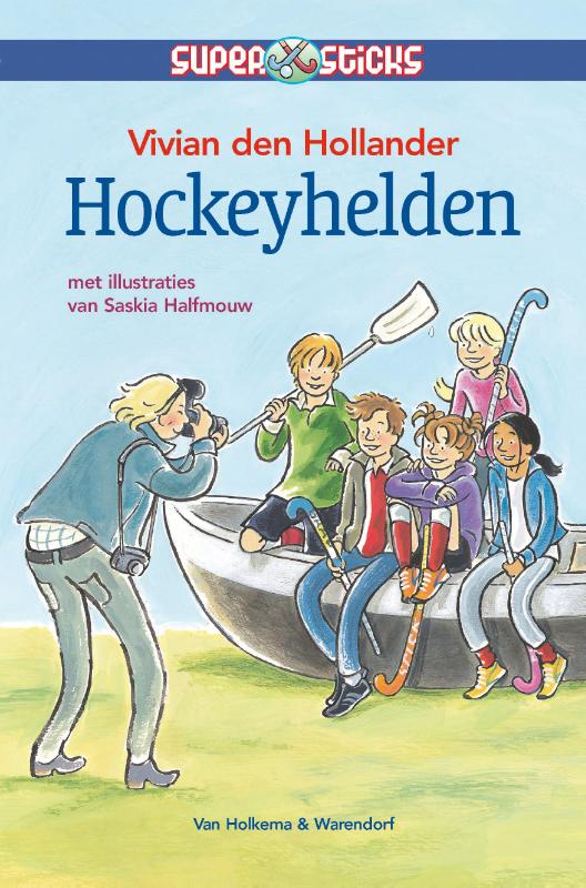 Supersticks Hockeyhelden | Vivian den Hollander | 9789047508632