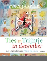 Ties en Trijntje in december | Yvon Jaspers | 9789021672236